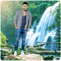 Waterfall Photo Frames download