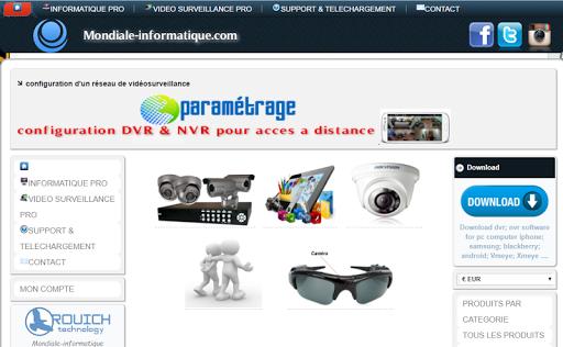 Mondiale-informatique screenshot 2