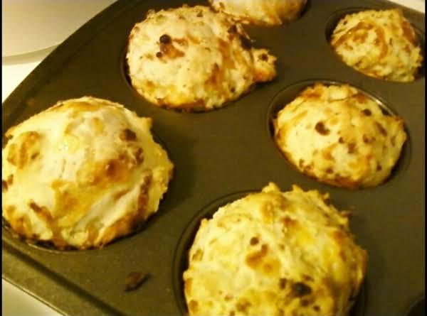 3 Cheese & Onion Muffins (jumbo) Recipe