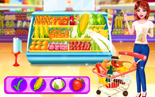 Supermarket Girl Cashier Game - Grocery Shopping cheat screenshots 3