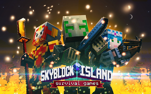 Skyblock Island Survival Games 1.40 androidappsheaven.com 11
