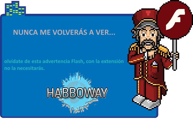 HabboWay - Activador de flash