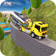 Oil Tanker Truck Transport-Cargo Simulation Game icon