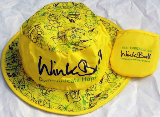 Promotional Folding Hats