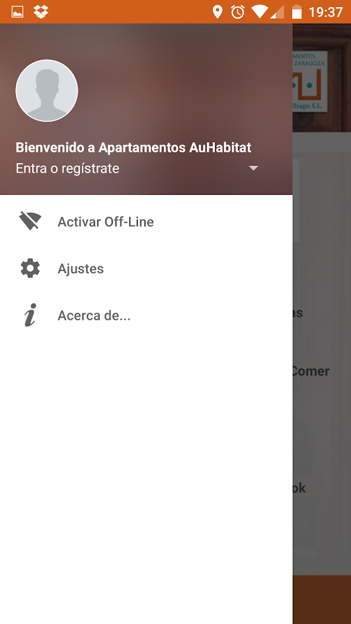 Apartamentos AuHabitat- screenshot