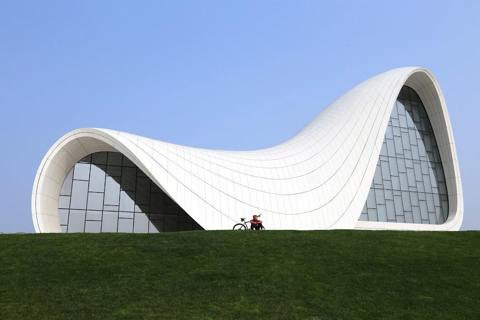 Baku, Centrum Kulturalne im. Hejdara Alijewa