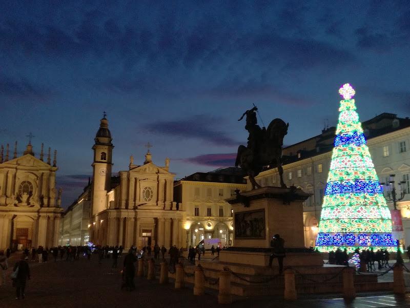 Torino natalizia di -----