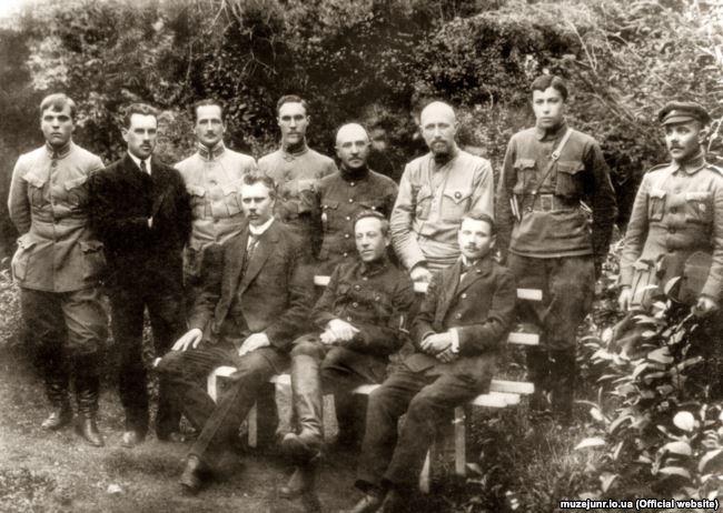 Лідери Директорії у Кам'янці-Подільському, червень 1919 року