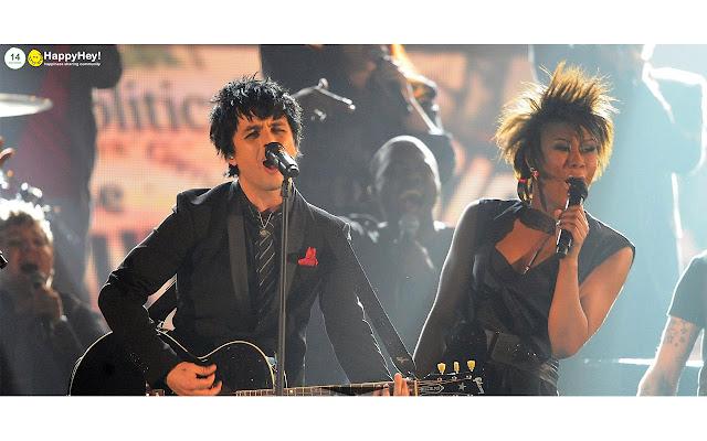 Green Day Tab