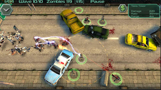 Zombie Defense apkmind screenshots 4