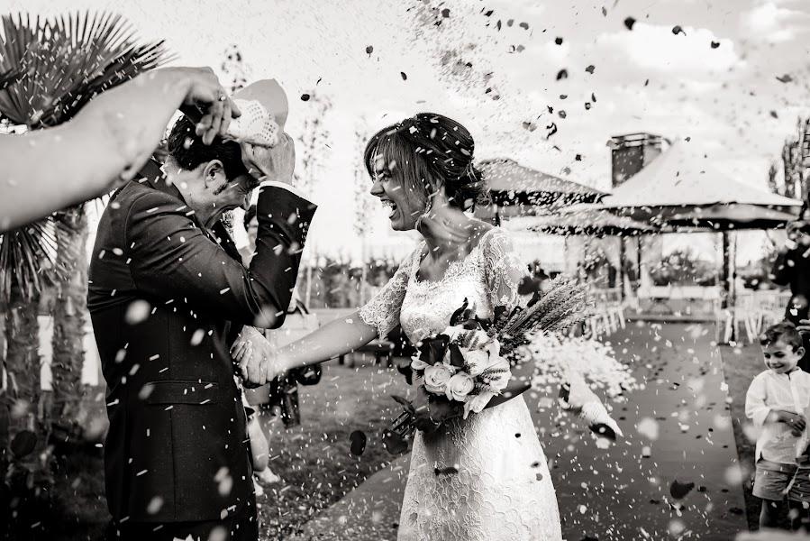 Wedding photographer Yohe Cáceres (yohecaceres). Photo of 10.10.2016