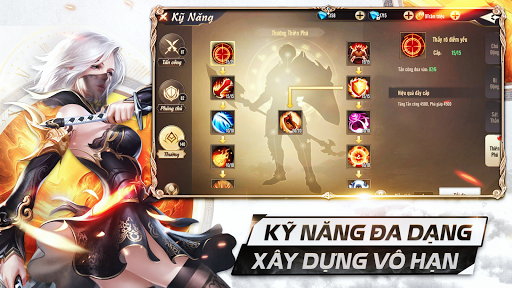 Thiu00ean Khu1edfi Chi Mu00f4n - Ma Kiu1ebfm Ku1ef7 Nguyu00ean 1.0 screenshots 2