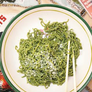 Pesto Ramen