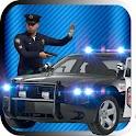 Policier Crime Ville icon