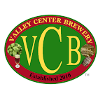 Logo for Valley Center Brewery
