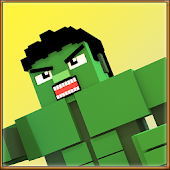 Blocky Skies: Crafting heroes for free!