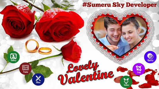 Valentine Day Photo Frame Apps On Google Play