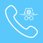 AnonymeCalls - An Anonymous globally calling App Icon