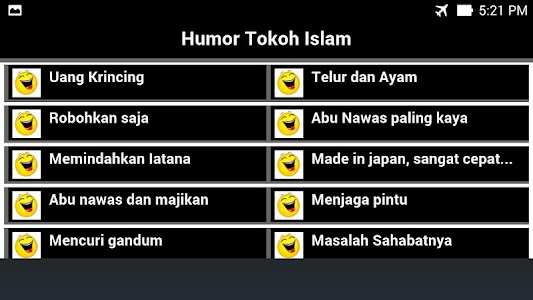 Humor Islam screenshot 4