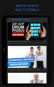 Hip Hop Drum Pads 24 v2.1