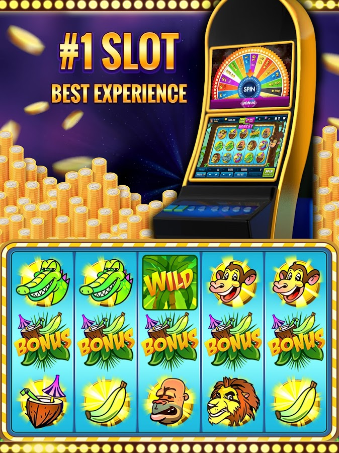 slots games crazy monkey