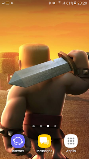 cool Clash wallpaper HD for PC