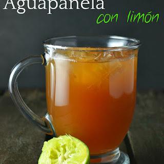 Aguapanela Con LimóN (Sugarcane Lime Drink) Recipe
