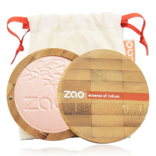 Zao Shine-Up Powder Eye & Complexion Highlighter 310 - Vegan