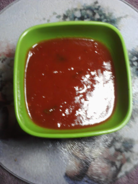 Fire And Ice Sauce Recipe