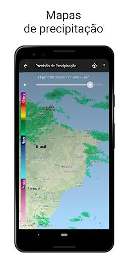 Previsão do tempo vivo screenshot 7