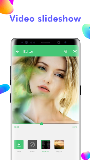 Video Maker of Photos with Song and Video Editor for PC