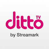 dittoTV - Live TV & VoD