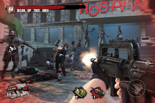 Zombie Frontier 3: Sniper FPS 2.36 Screenshots 2