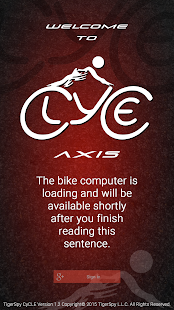 CyCLE AXIS — GPS Bike Computer- screenshot thumbnail