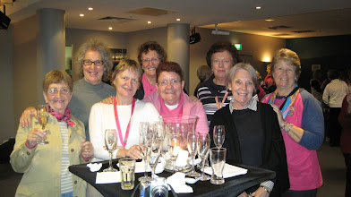 Photo: Dragons Abreast NT members enjoyed the Inaugural National Convention in Hobart - Sept 2010