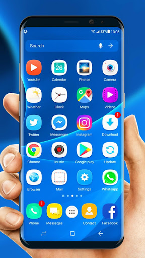 S9 launcher theme &wallpaper release_2.2.5 screenshots 3