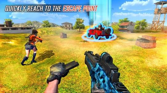 Legend Fire : Battleground Shooting Game 3