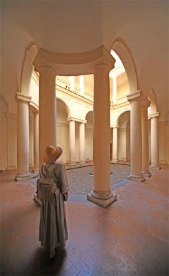 Ammirando il genio di Borromini di Jorjo