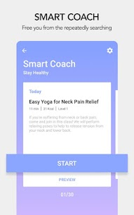 Daily Yoga – Yoga Fitness Plans App Download For Android and iPhone 6