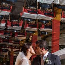 Wedding photographer Aarón S Ramos (aaronsramos). Photo of 11.10.2015