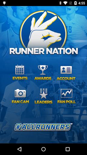 Runner Nation Rewards Program