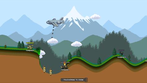 Armored Strike Online Screenshot 3