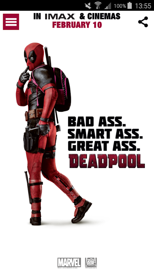Deadpool Wallpaper- screenshot