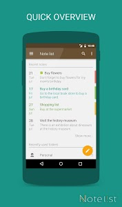 Note list - Notes & Reminders v4.5.3 (Pro)