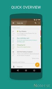 Note list – Notes & Reminders v4.14 [Pro] APK 1