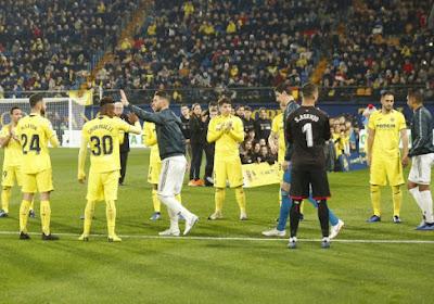 🎥 Impressionnants: le terrain de Villarreal se transforme en piscine, le match retardé