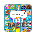 All Fun Games, Online Game, Window Games, new game icon