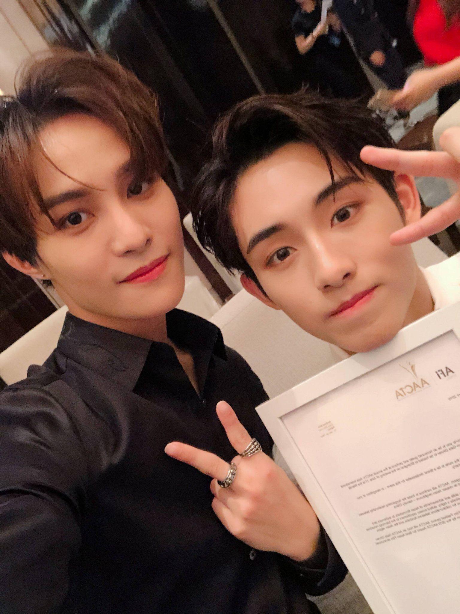 Wayv S Yangyang Opens Up Personal Instagram Account Kpophit Kpop Hit