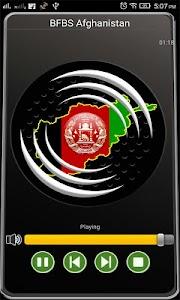 Radio FM Afghanistan screenshot 1