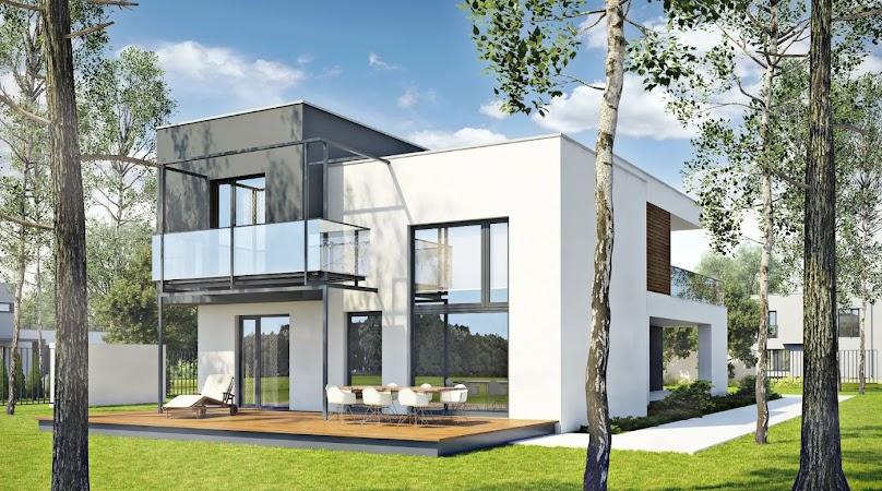 Projekt domu Dynamiczny D22